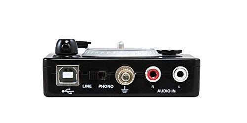 ION Audio Vinyl Forever Digital LP Audio Conversion Turntable Adapter