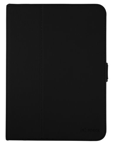Speck FitFolio Tablet Case Cover Schutzhülle mit eingebautem Stand für Samsung Galaxy Tab 3 10.1 Zoll - Schwarz
