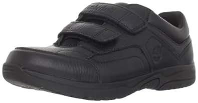 Timberland Oxford Hook-and-Loop, Unisex Kids' Shoes, Black, 5 UK