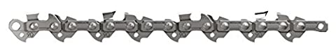 Oregon 90PX039E Chamfer Chisel Chain with BDL, 3/8-inch Pitch, 0.042-inch