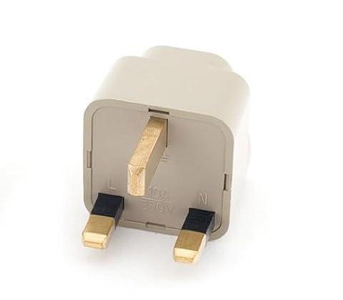 NEON Travel Adapter Universal UK 3-pin