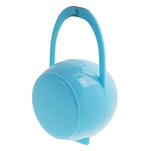 Hiccustomer Schnullerbox Baby Schnuller Aufbewahrungsbox Hygiene Aufbewahrungsbox C