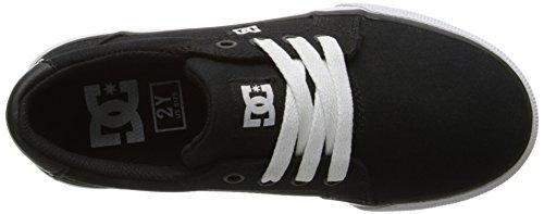 DC - Der Junge Rat Tx Lowtop Schuhe Black/White