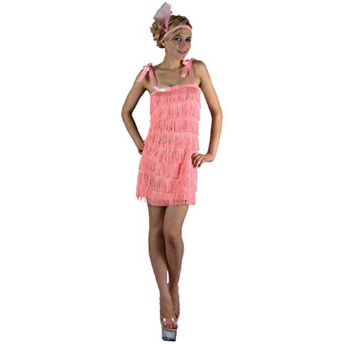 Josephine Kostüm Baker - Spassprofi 20er Jahre Kostüm Josephine Gr. 38-40 Charleston Tanz Kleid