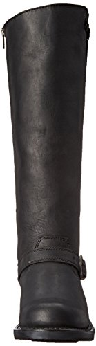 Durango Boots , Bottes Motardes femme Noir