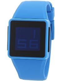 Nixon Herren-Armbanduhr Digital Silikon A137917-00