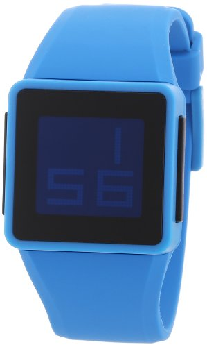 Nixon men's Quartz Watch digital  Display and Silicone Strap A137917-00