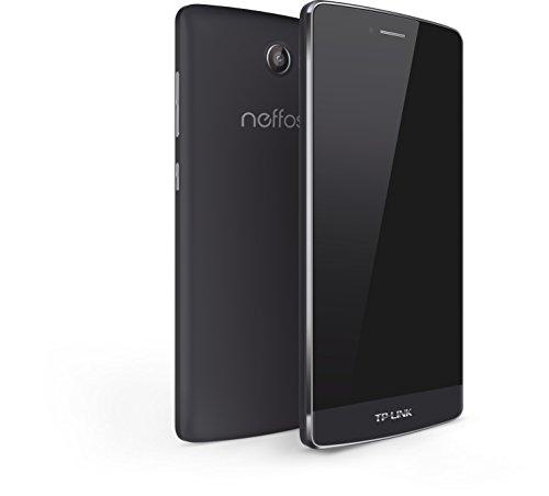 TP-Link Neffos C5 4G LTE Smartphone Dual SIM - 4