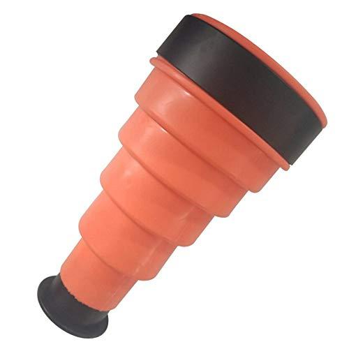 Nowakk Drain Clog Remover Plunger Cannon Hochdruckstarke manuelle Air Power Drain Blaster Spüle Plunger für Badezimmer Küche