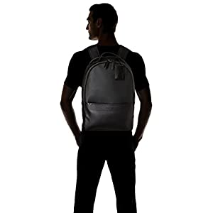 31OfryCSRQL. SS300  - Calvin Klein Jeans - Multi Task P Backpack, Mochilas Hombre, Negro (Black), 16x43x32 cm (B x H T)