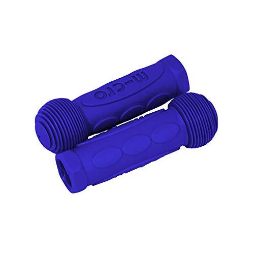Micro Scooter Gummigriffe Ersatzgriffe Kinderroller Variante Blau