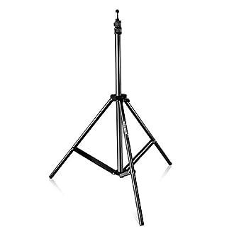 Neewer® 210cm Cavalletto Stativo di Lampada per Studio Fotografico per Video, Ritratto e Illuminazione Fotografia Sorgento Foto