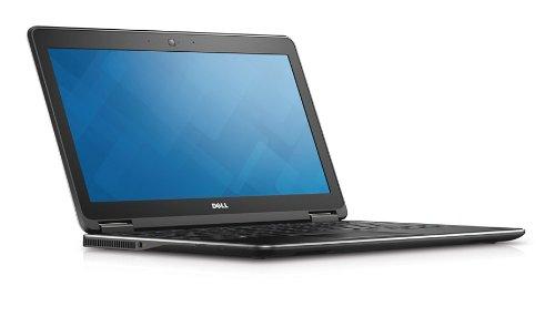 """DELL E7240 Ordinateur Portable 12.5 """" Windows 7 Professional Noir, Argent"""