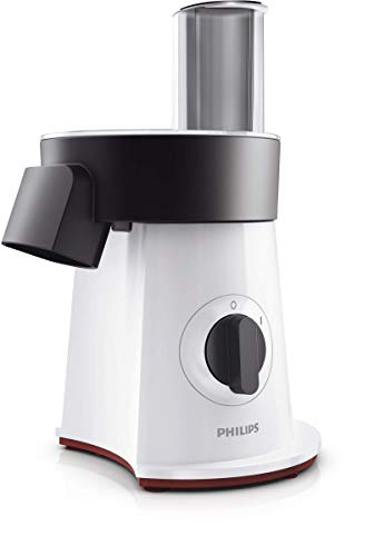 Philips HR1388/80 Viva Collection SaladMaker, Tritatutto Multifunzione, 6 Dischi, 200 W