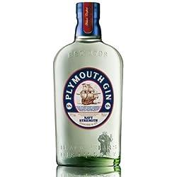 Plymouth Gin Navy Strength - 0,7 Liter