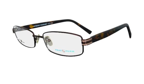 Designer Mens Phat Farm Full Rim Glasses Frames In Brown W 56 / B 19 ...