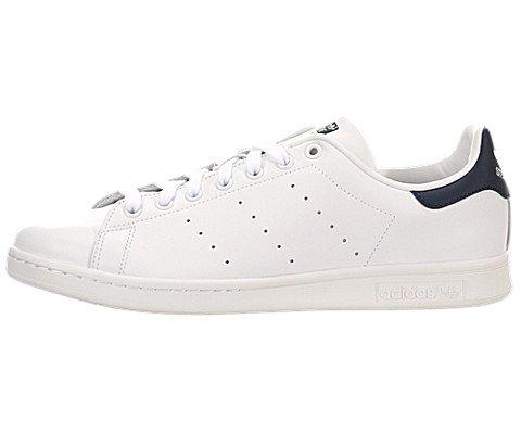 Preisvergleich Produktbild adidas OriginalsSTAN Smith-M - Stan Smith Herren, (Run White/Dark Blue), 39 EU D(M)