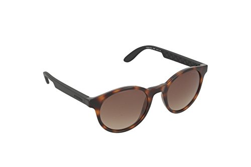 Carrera Unisex-Erwachsene 5029/S J6 O25 Sonnenbrille, Schwarz (Dkhvn Mtblck/Brown Sf), 49