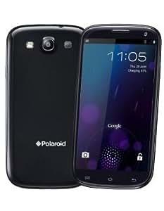 Polaroid PRO4611 Smartphone débloqué Monobloc tout tactile WiFi Android 4.0 Ice Cream Sandwich Noir