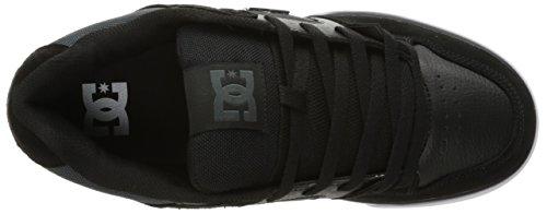 DC Shoes PURE SE SHOE D0301024, Baskets mode homme Black/Dk Grey