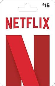 Netflix Gift Card - Post