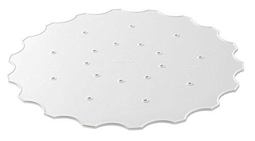 Preisvergleich Produktbild Stöckli 0070.02 - Dörrgitter für Kochen, 31 cm Durchmesser, grau