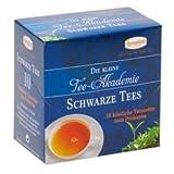 Ronnefeldt - Tee-Akademie - Schwarze Tees - 10x3,9g - loser Tee