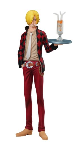 One Piece Super Styling Film Z special 4th * Figurine : Sanji (14cm)
