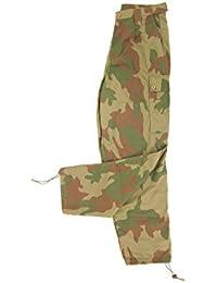 BE-X Leichte Feldhose -BCU- mit 5 Taschen, aus RipStop Gewebe - Rooivalk