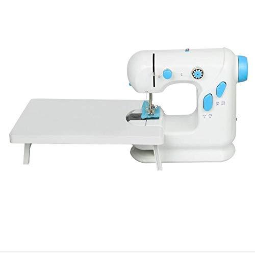 GSKTY Máquina de coser Casa mini máquina de coser multifunción sobremesa eléctrica 29. 5 * 16 * 24,3 cm