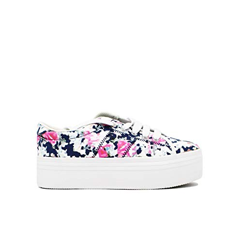 JC Play Sneakers ZOMG Floral Blue (38 EU)
