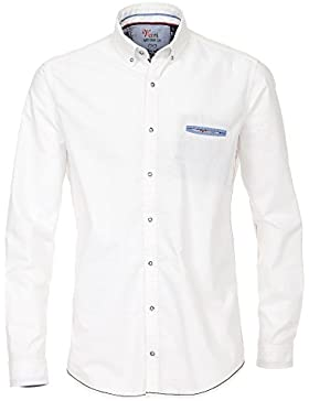 Venti Freizeithemd Extra Langer Arm 72 cm Herren Weiß