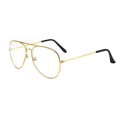 unisex-retro-pilot-aviator-eyeglasses-metal-frame-clear-lens-vintage-fashion-glasses-golden