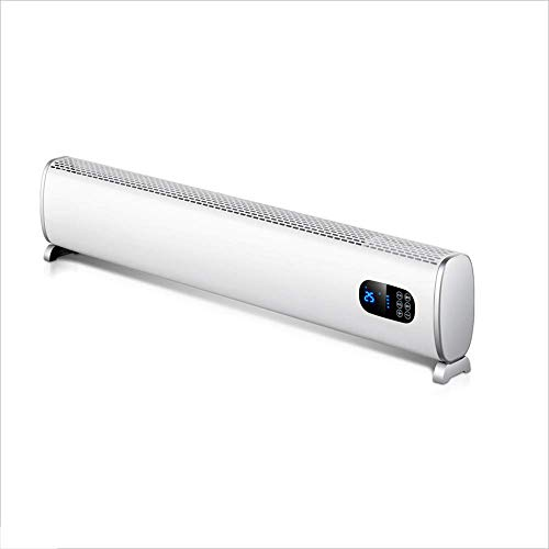 XIAOYAN Home - Baseboard Heater - Ultra-quiet - Far Infrared Heating - Use Area 20-30m2-white
