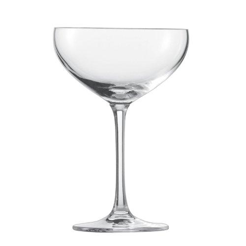 Schott Zwiesel Sektschale 8, 6er Set, Bar Special, Sekt / Champagner, Form 8512, 281 ml, 111219