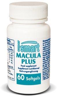 Supersmart - Santé des yeux - Macula Plus - Contenance: 50 ml.