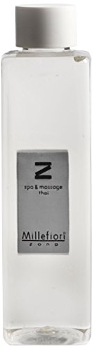 Millefiori ZONA Nachfüllflasche Refill 250 ml Spa Massage Thai