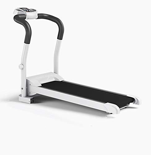 Baianju Haushalt Laufband Haushalt Elektrische Kleine Walking-Maschine Gewichtsverlust Maschine Ultra-leise Indoor Mini-Klapp-Walking-Maschine Gym Gewidmet (Maschine Laufband)