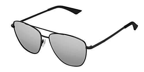 HAWKERS · LAX · Black · Chrome · Herren und Damen Sonnenbrillen