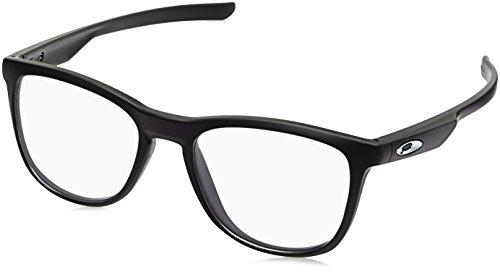 Oakley 8130 813001, Monturas de Gafas Unisex, Matte Black, 52