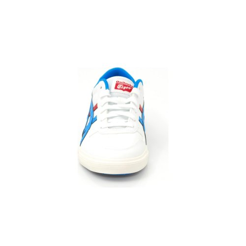 Asics - Aaron Gs, Scarpe da ginnastica Bianco / blu