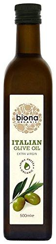 Biona Organic Italian Extra Virgin Olive Oil 500 Ml