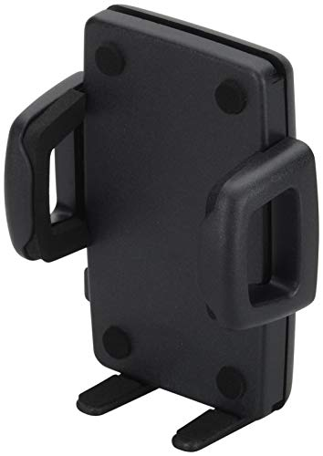 HR GRIP Mini PDA Gripper 2 Smartphonehalter für Smartphones & Handys von 56 bis 85mm [4-Loch-Rastersystem I 5 Jahre Garantie I Made in Germany] - 50010411 Handy Pda Smartphone