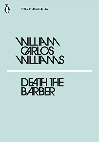 Death The Barber (Penguin Modern)