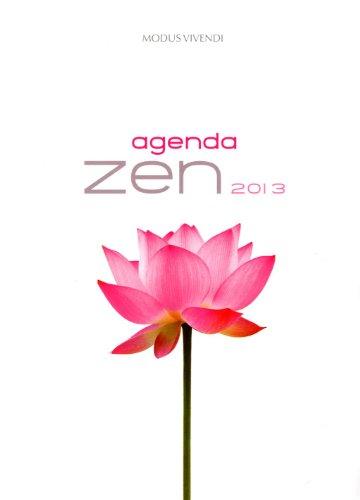 Agenda Zen 2013