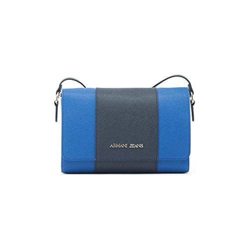 Armani Jeans Crossbody Bag Blue Royal S/S 16