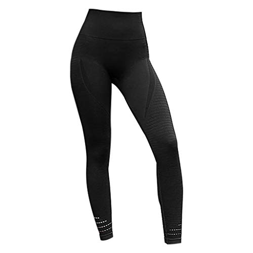 Clearance!DDKK Hot Sale!Damen Sportbekleidung Shorts mit Taschen, Mädchen Fitness Workout Yoga Shorts Yoga Leggings Fitness Sport Sport Laufen Jogging Hose M schwarz -