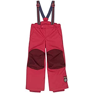 Finkid Romppa Plus persian red Kinder Ski & Outdoor Winterhose