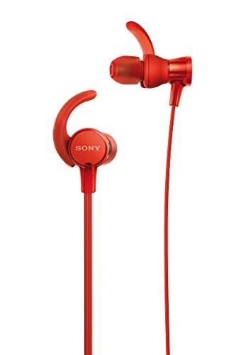 Sony MDR-XB510AS In-ear Waterproof Red
