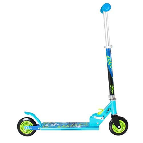 Evo Falt Inline Scooter blau - Razor 2-rad Roller